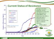 WSSA Lesson1 Slide9 180x130 - Current Status of Herbicide Resistance in Weeds